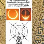 Intriguing 'Eclipse Like' Crop Circle Shows Up In Essex. Reported Just Days Before Solar Eclipse