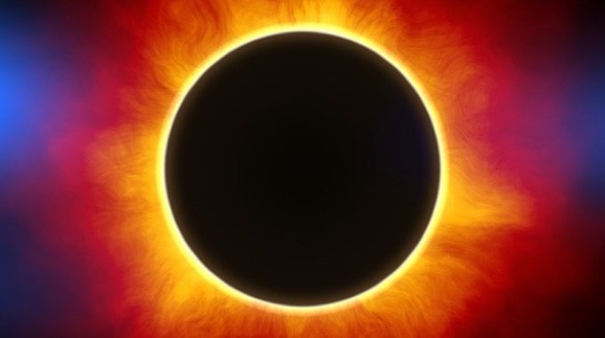 How to View the Solar Eclipse For Those Outside the Path of Totality – An Astrophysicist Shares Some Tips