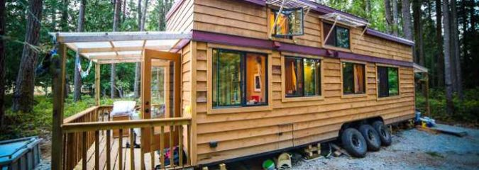 Think a Family Can't Live in a Tiny House? Check Out THIS Innovative Design