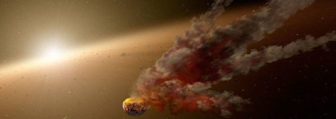 Asteroid Escapes NASA's Notice as it Skims Past Earth