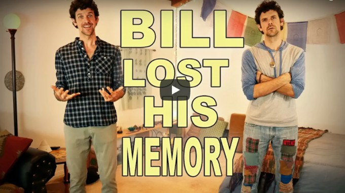 "Is There Hope For Mankind? Watch ""Bill Lost His Memory"" (To the End)!"