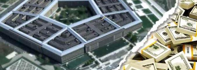 """After Trillions Mysteriously Go """"Missing,"""" DoD Getting Audited for First Time in History"""