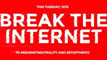 Massive 'Break the Internet' Revolt This Week to 'Save Net Neutrality'