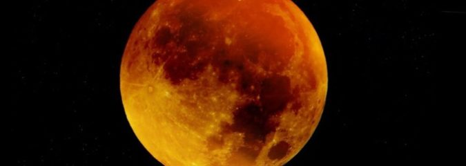 Rare 'Super Blood Blue Moon' an Lunar Eclipse On Jan 31 (1-Min VIDEO)