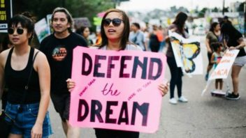 As #TrumpShutdown Takes Hold DACA Supporters Denounce GOP's 'Racist Agenda'