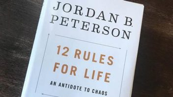 """Live More Fully: A Review of Jordan B Peterson's """"12 Rules of Life"""""""