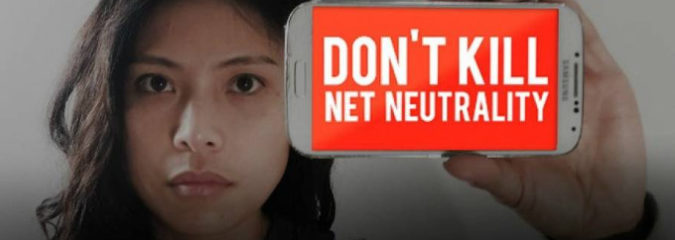 """Don't Agonize, Organize!"": Internet Defenders Erupt to Defeat FCC's Plan to Kill Net Neutrality"