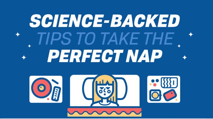 How You Can Take the Perfect Nap – Using Science