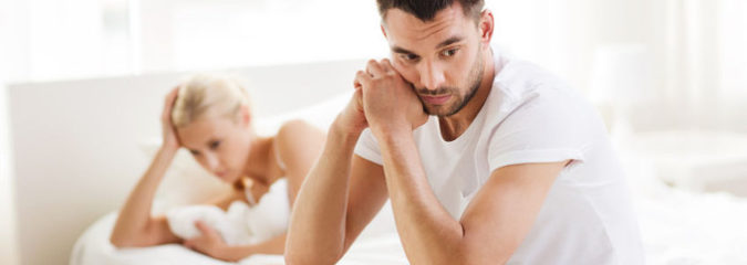 Four Things That Might Be Causing Your Erectile Dysfunction: How to Take Back Control